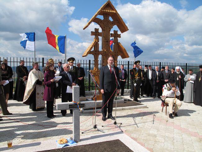 Cimitirul Ostasilor Romani (Varzaresti, 21 septembrie 2010)