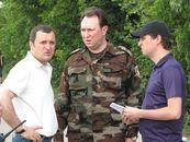 Inundaţii (r. Hânceşti, 8 iulie 2010)