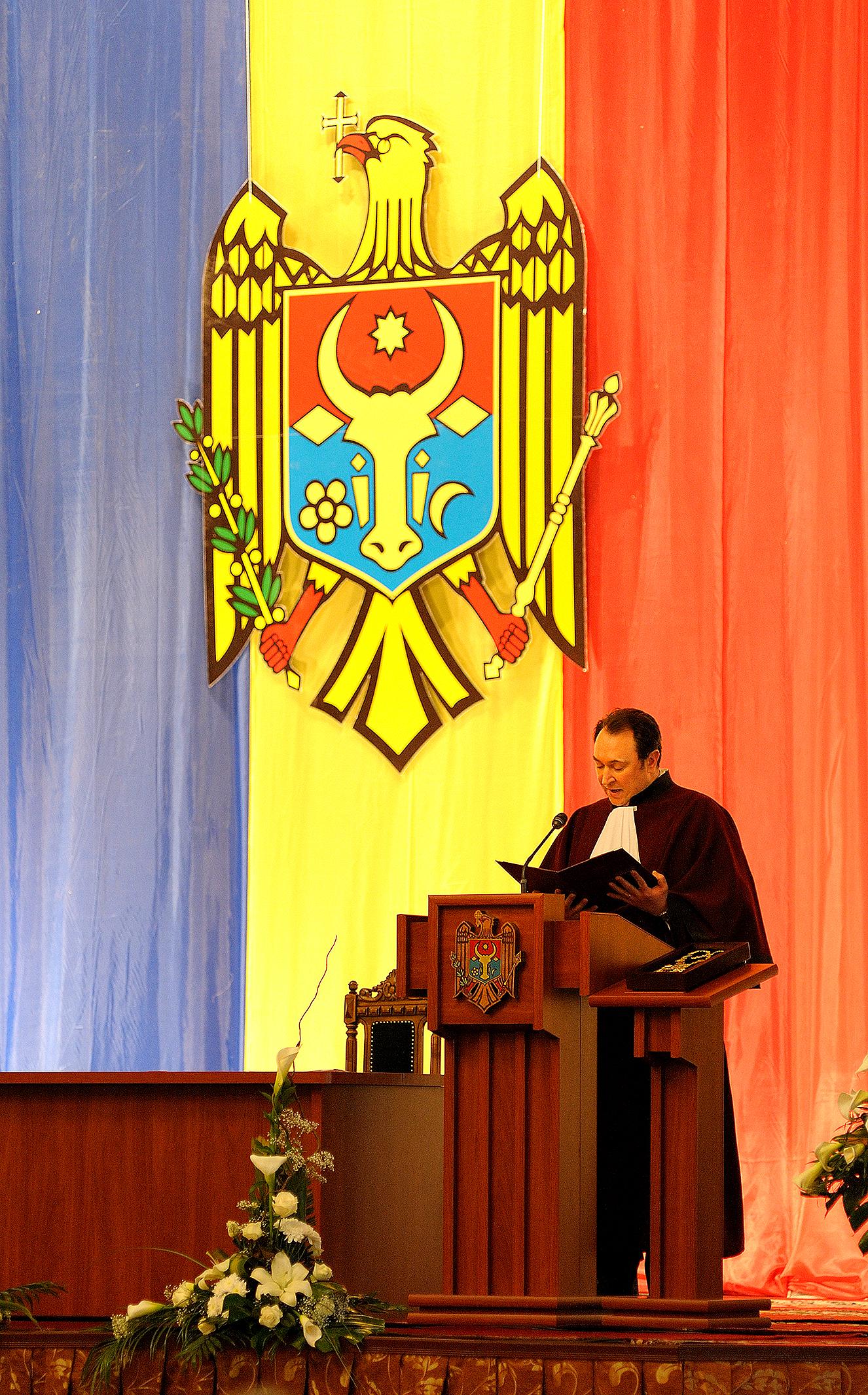 Investitura Presedintelui N.Timofti