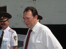 Penitenciarul din Leova (26 iulie 2010)